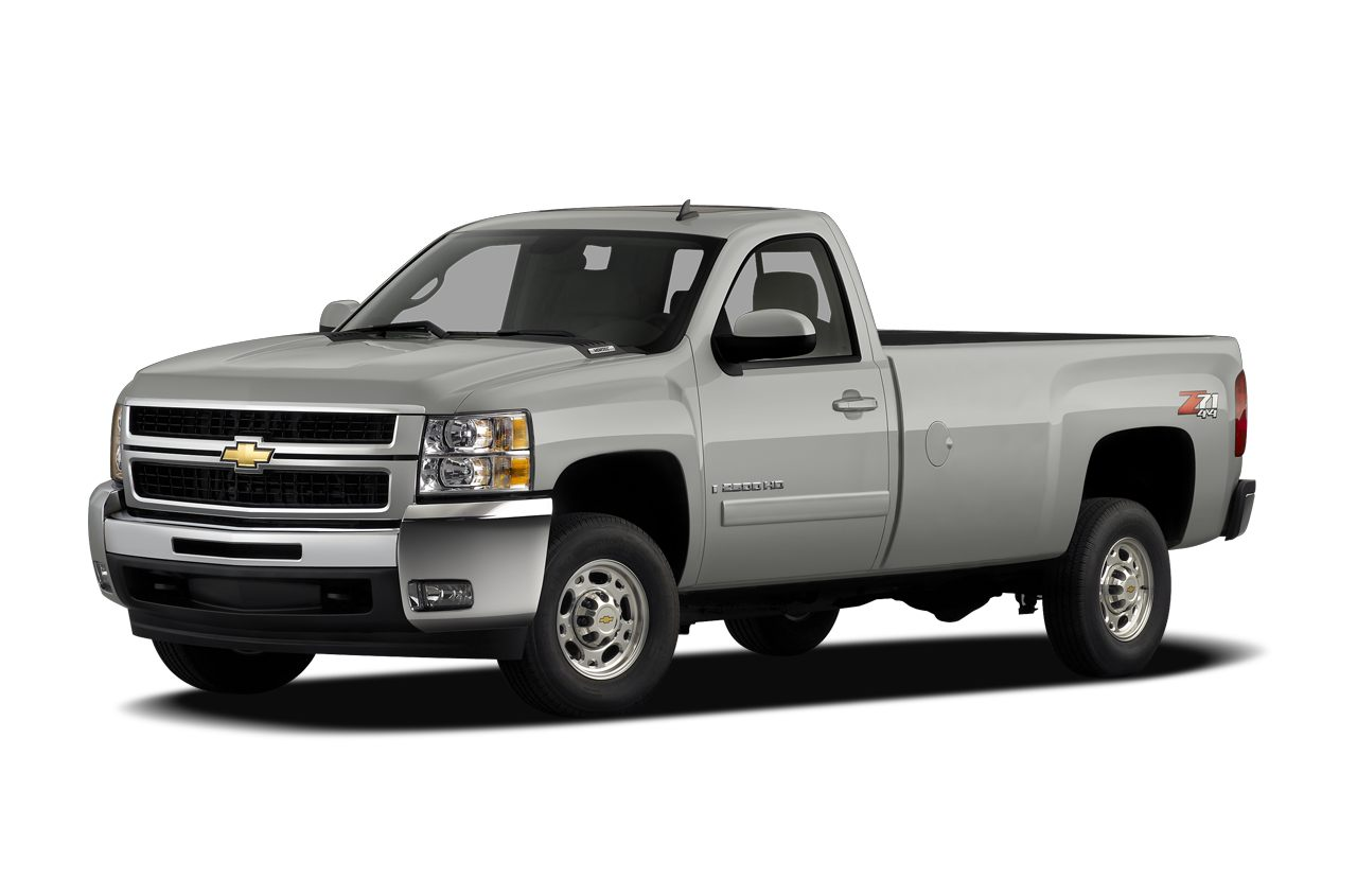 Used Chevy truck