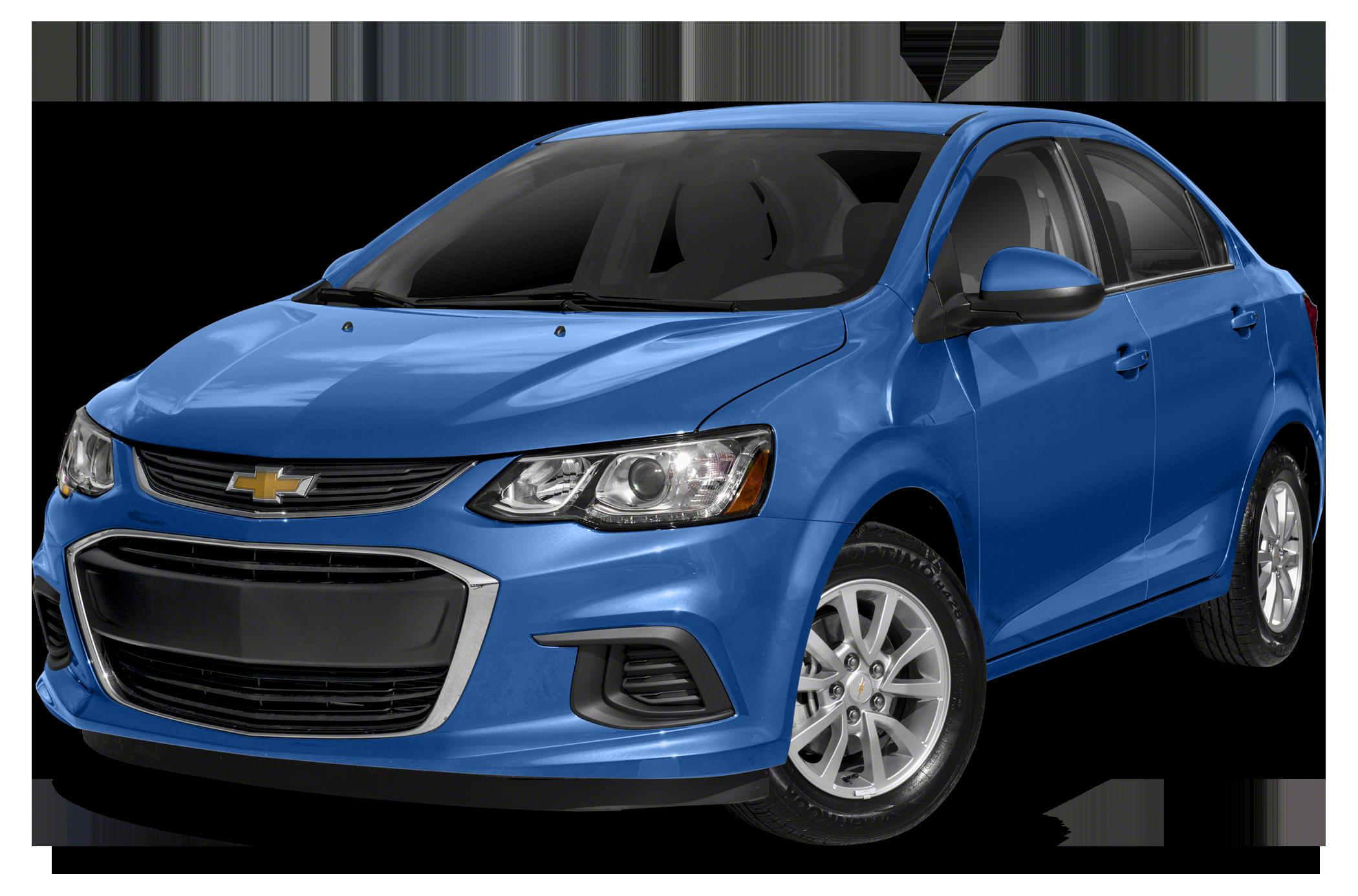 Compare Chevrolet/Sonic to Kia/Rio