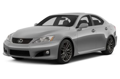 2013 Lexus IS-F