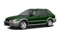 Subaru Impreza Outback Sport