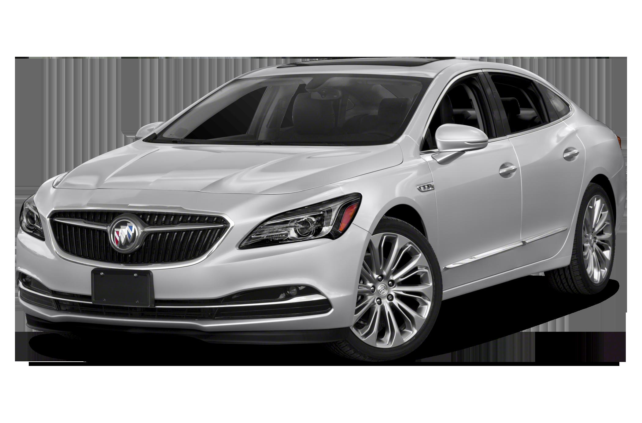 pare Buick Lacrosse to Chevrolet Impala