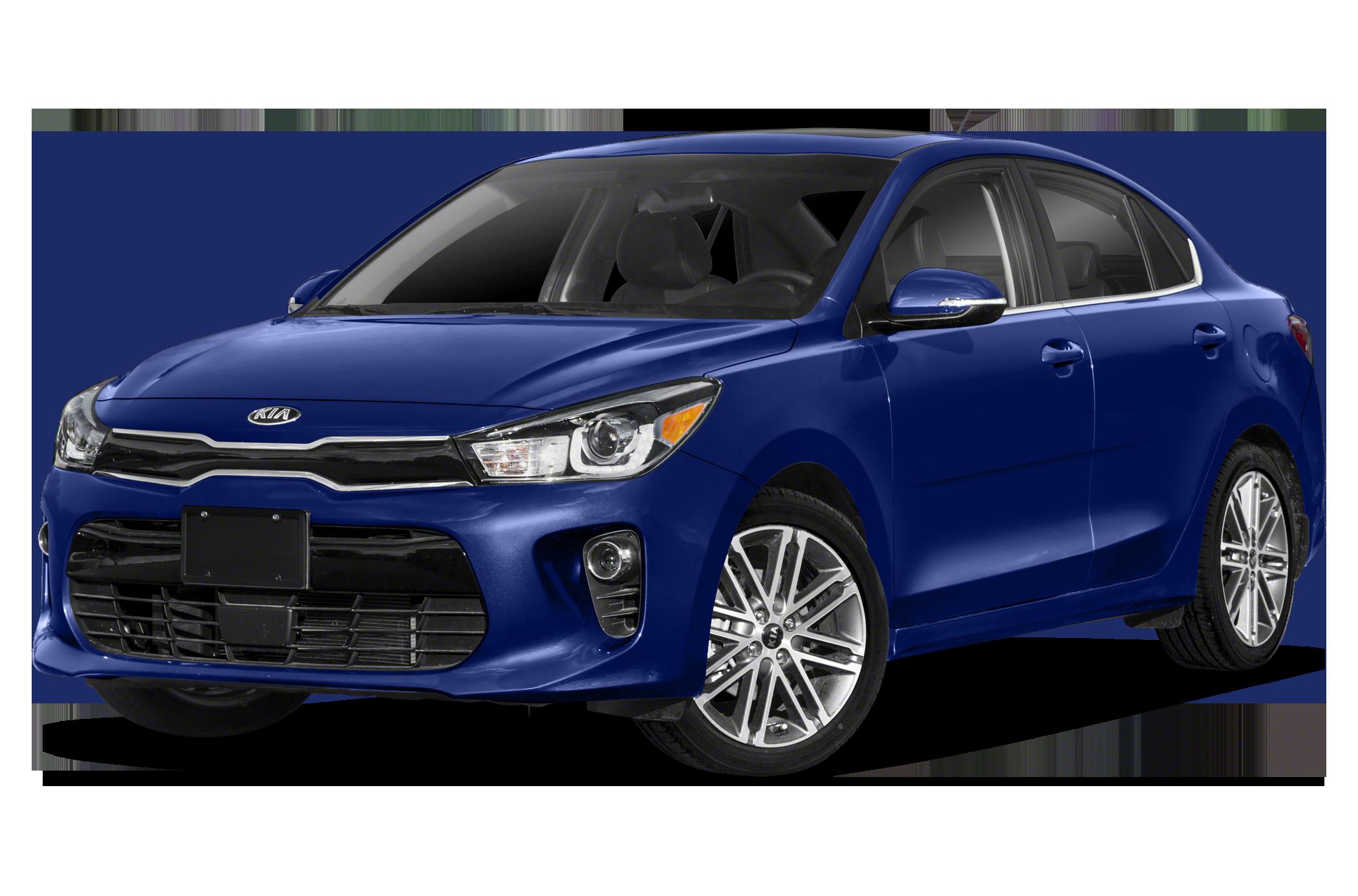 Compare Kia/Rio to Hyundai/Accent