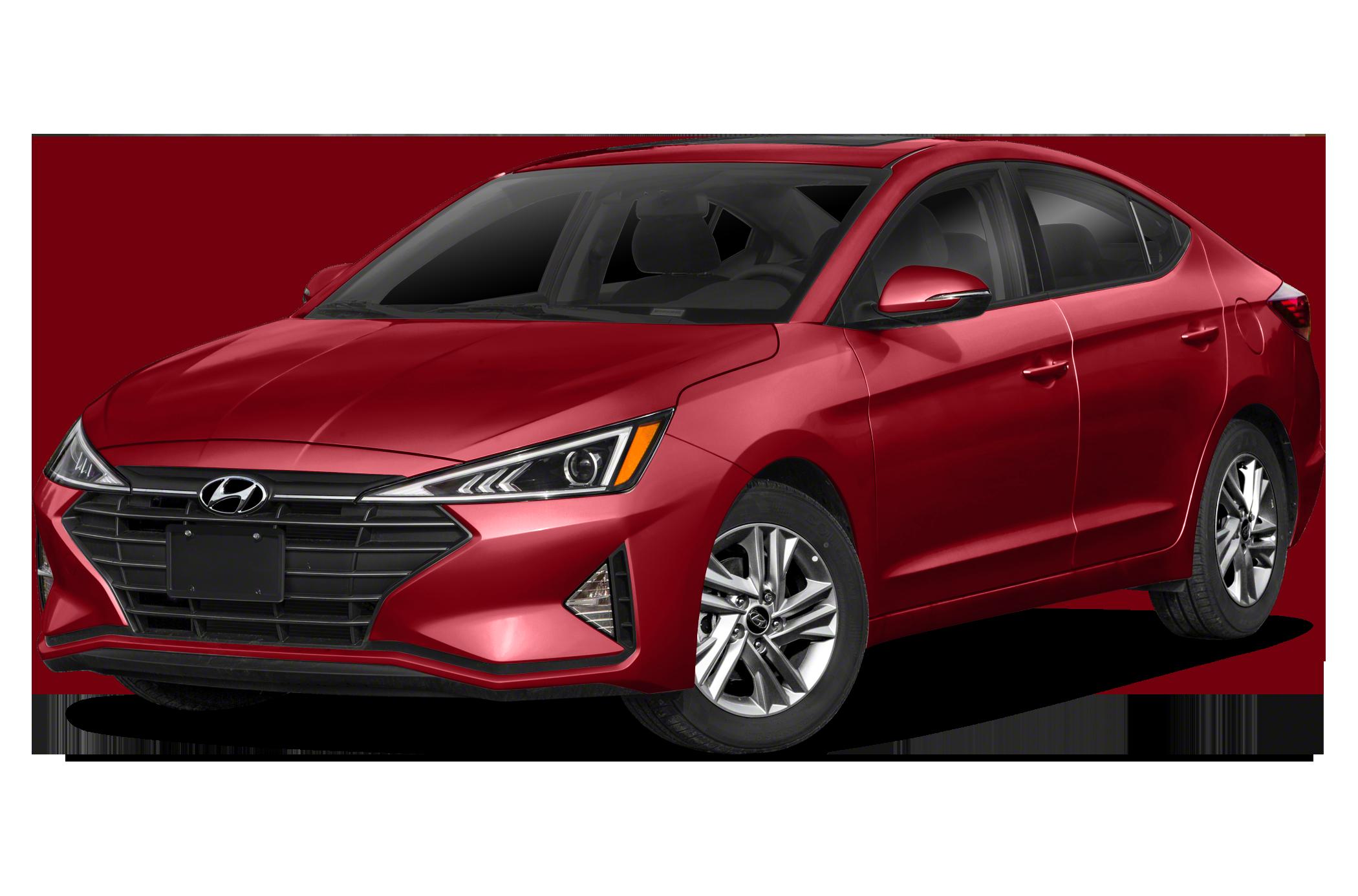 Compare Hyundai/Elantra to Ford/Focus