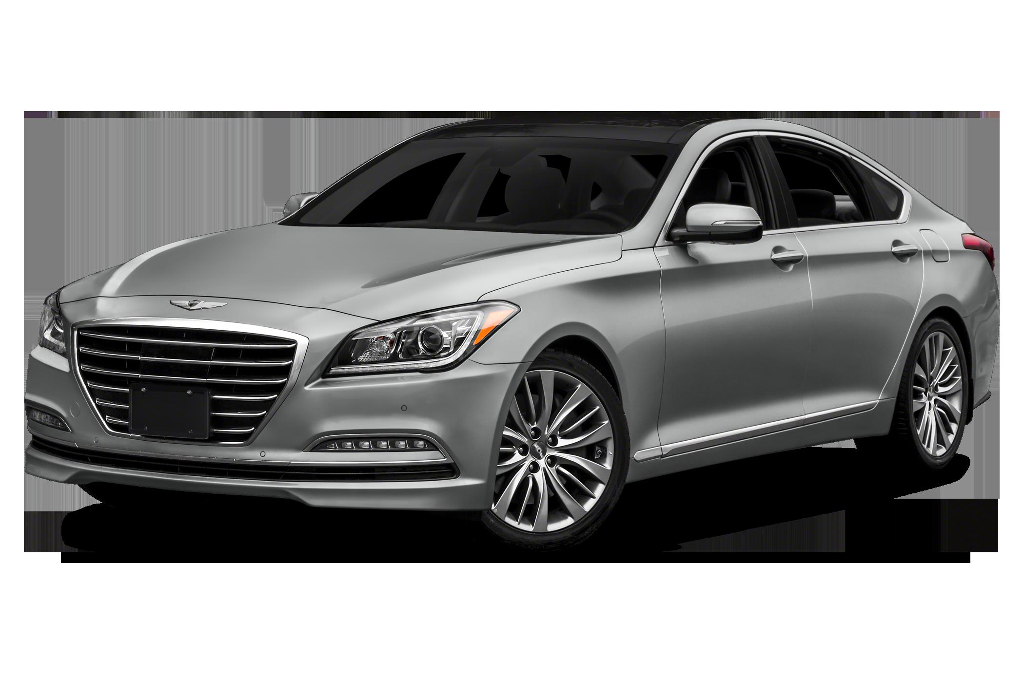 pare Hyundai Genesis sedan to Cadillac Xts