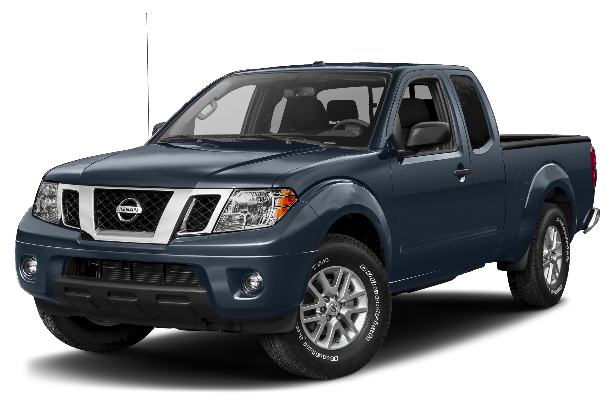 Compare Nissan/Frontier to null/null