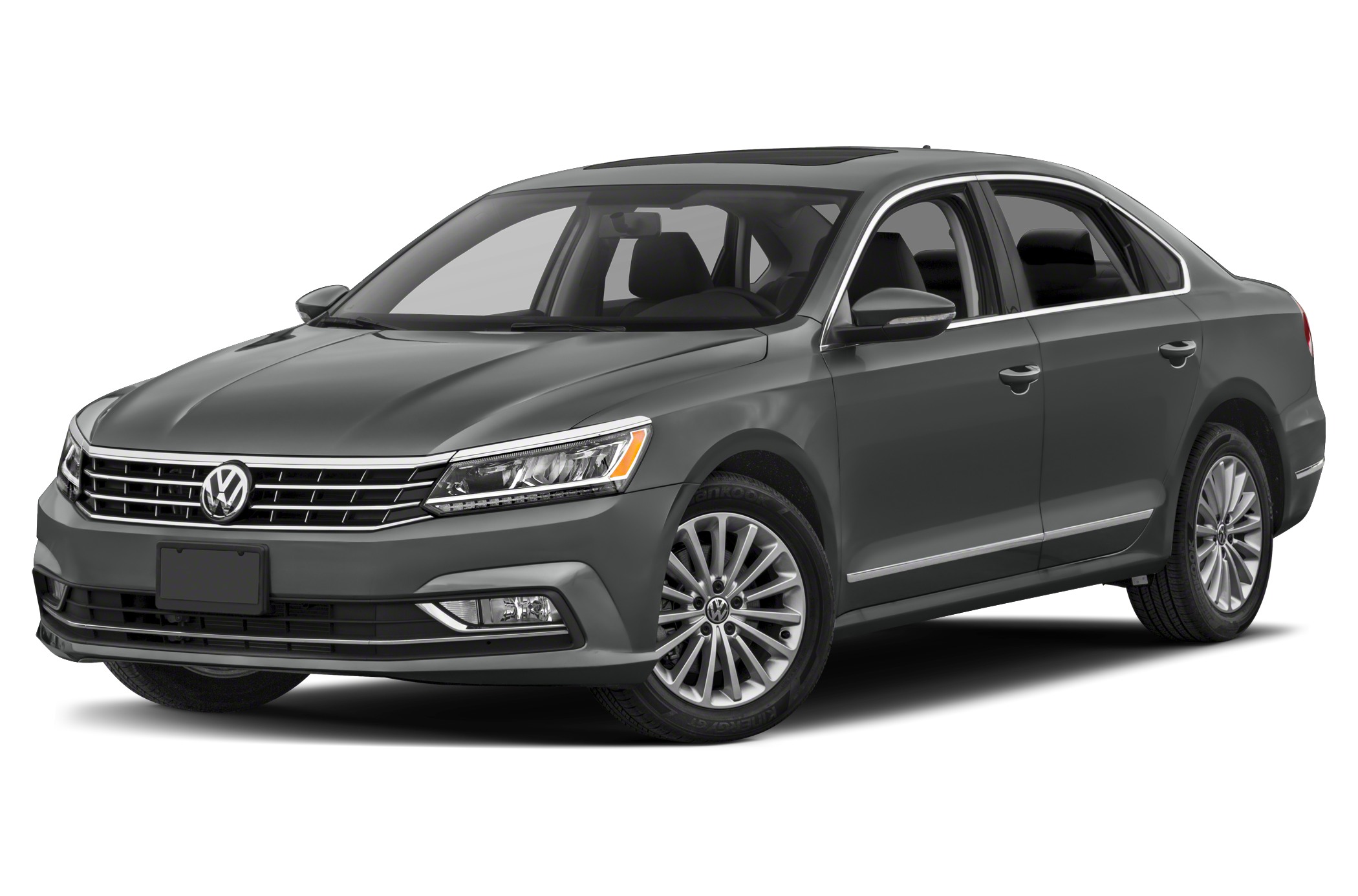 pare Volkswagen Passat to Ford Fusion