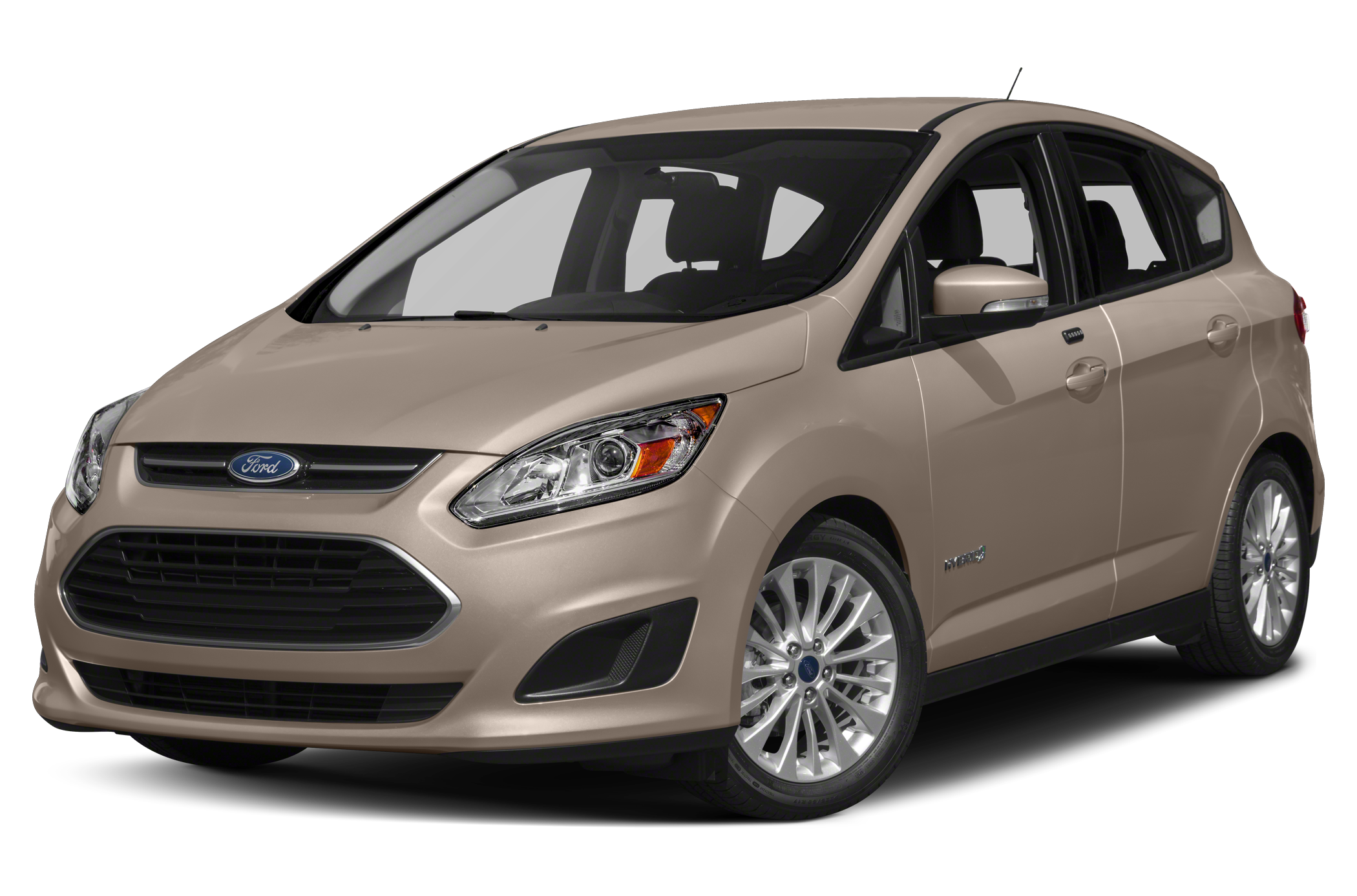 pare Ford C max hybrid to Chevrolet Volt