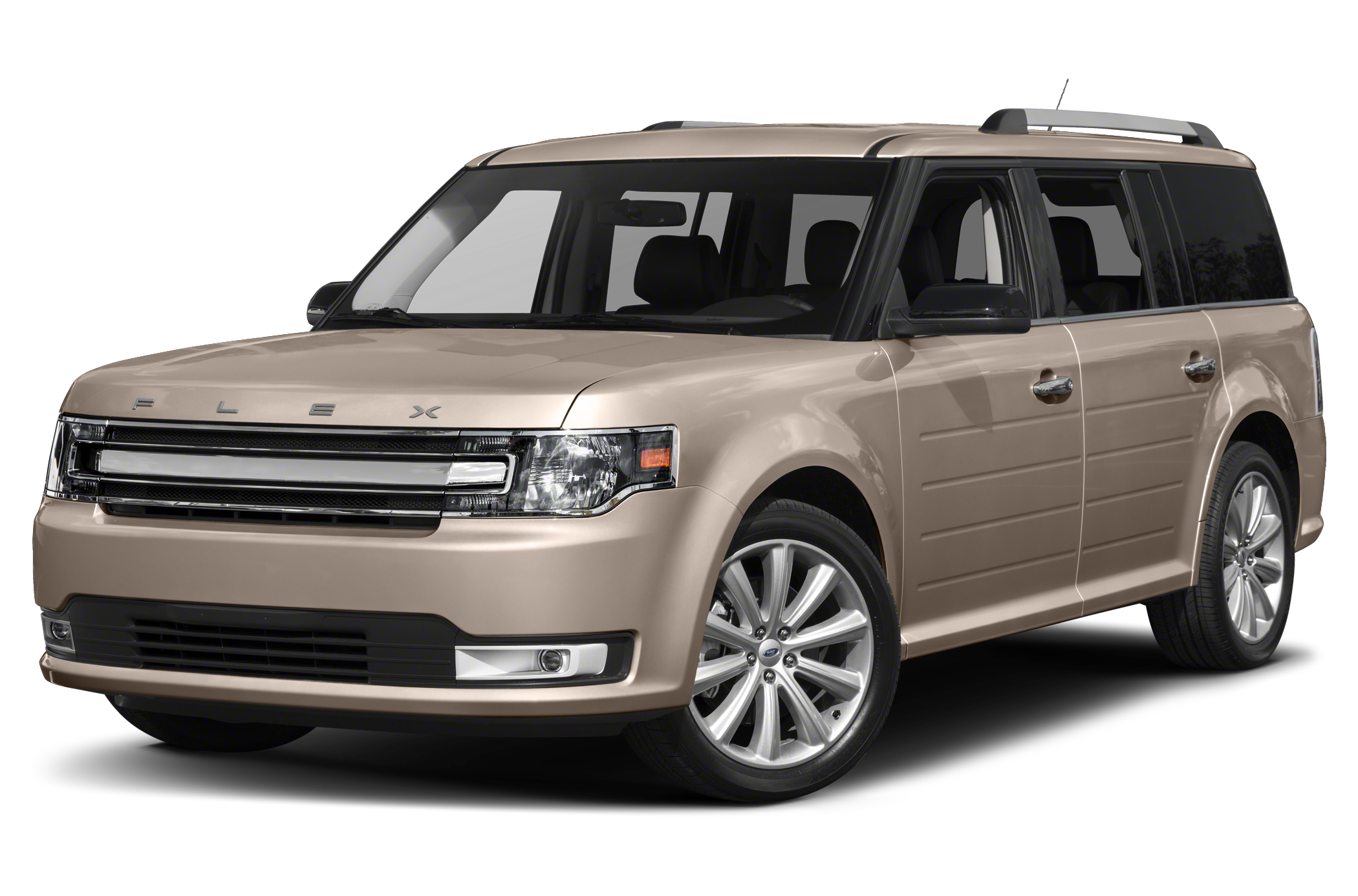 pare Ford Flex to Chevrolet Traverse