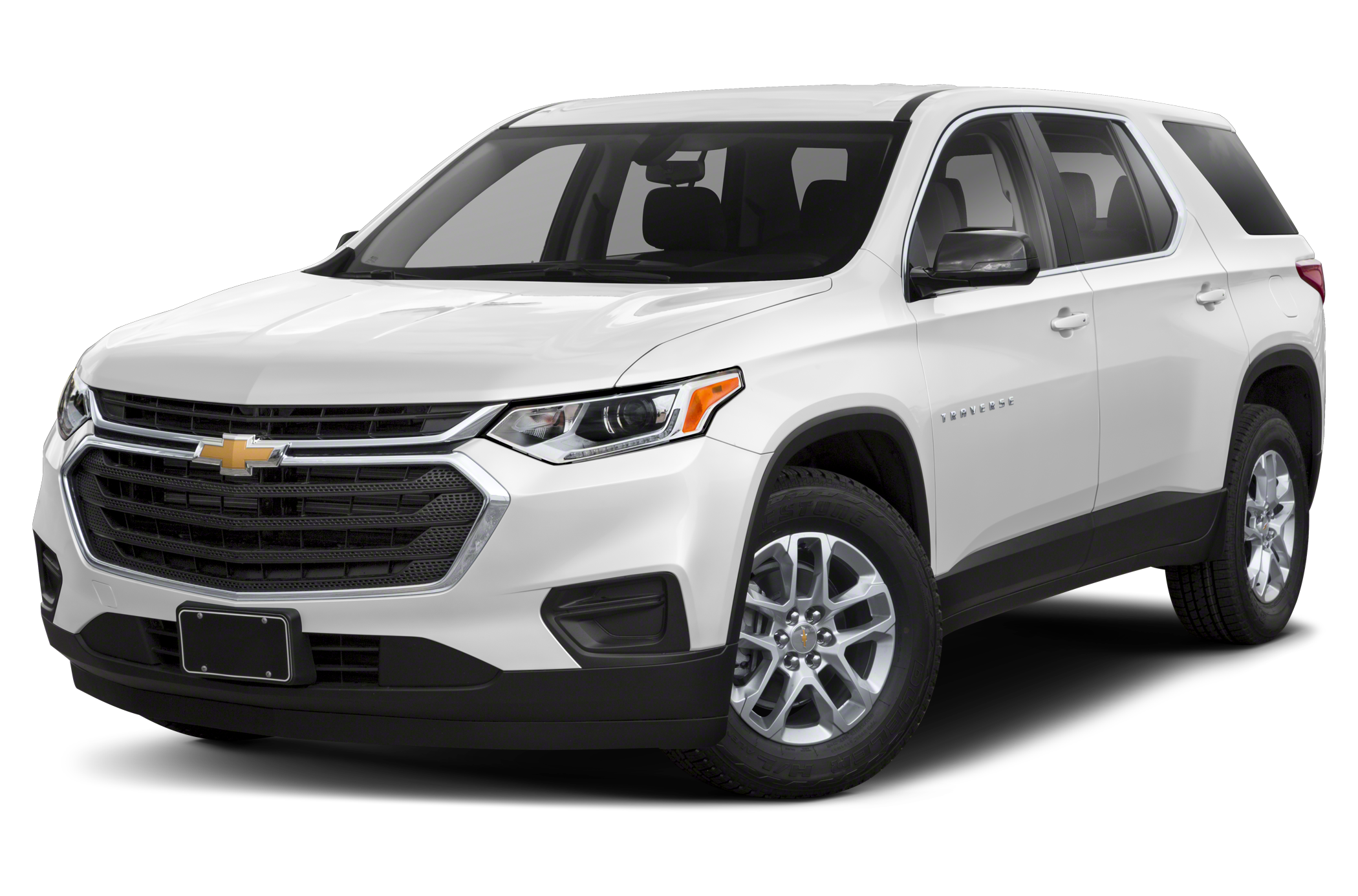 pare Chevrolet Traverse to Ford Explorer