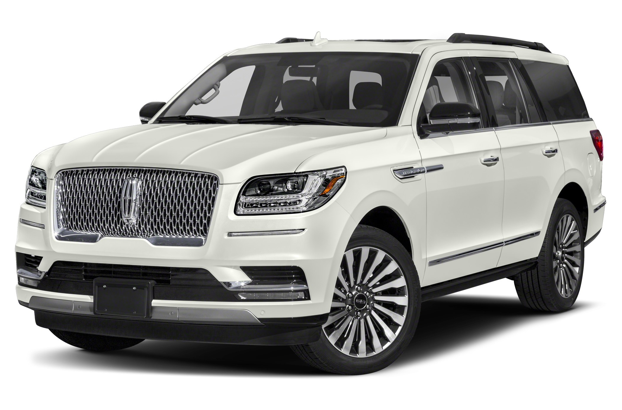 pare Lincoln Navigator to Ford Expedition