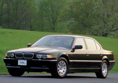 BMW 750 Overview Generations