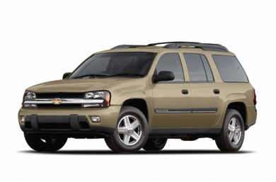 2006 Chevrolet TrailBlazer EXT Styles & Features Highlights