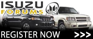 isuzu forums - isuzu enthusiasts forum